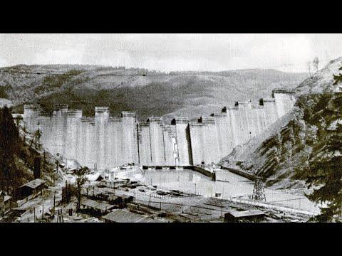 Barajul Bicaz, colosul
