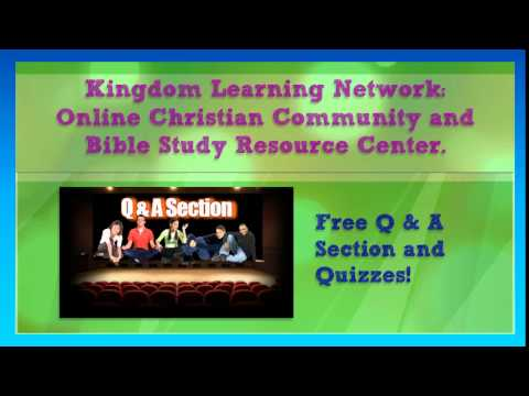 Kingdom Learning Network