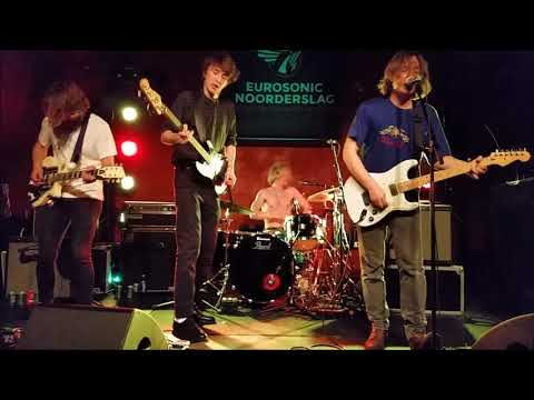 Eurosonic ESNS Mozes and the Firstborn, De Beurs - Groningen 2017  Live 7 songs