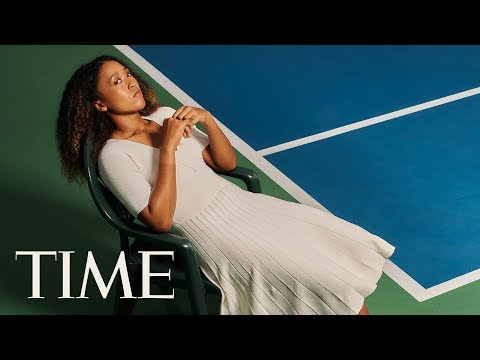 U.S. Open Champion Naomi Osaka Reveals Her Childhood Heroes, Including Serena Williams | TIME