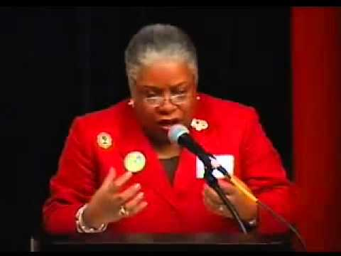 Rev. Dr. Cheryl Townsend Gilkes, Michigan State University Slavery to Freedom lecture series
