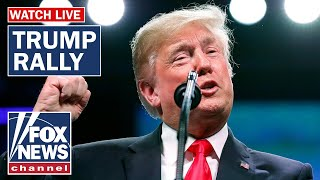 Watch Live: Trump holds a 'Keep America Great' rally in Colorado