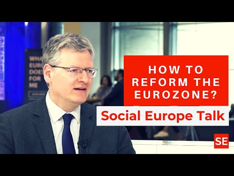 How To Reform The Eurozone?
