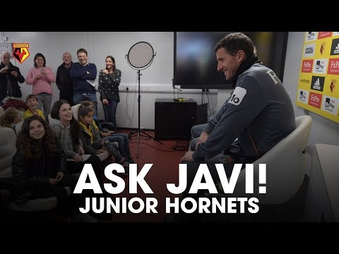 ASK JAVI FT. JUNIOR HORNETS! | ELTON JOHN & MORE! 👏🏻
