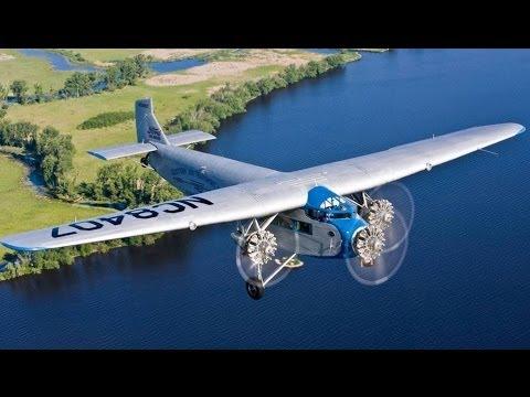 Histoire de l'aviation : La conquête du globe, l'age d'or