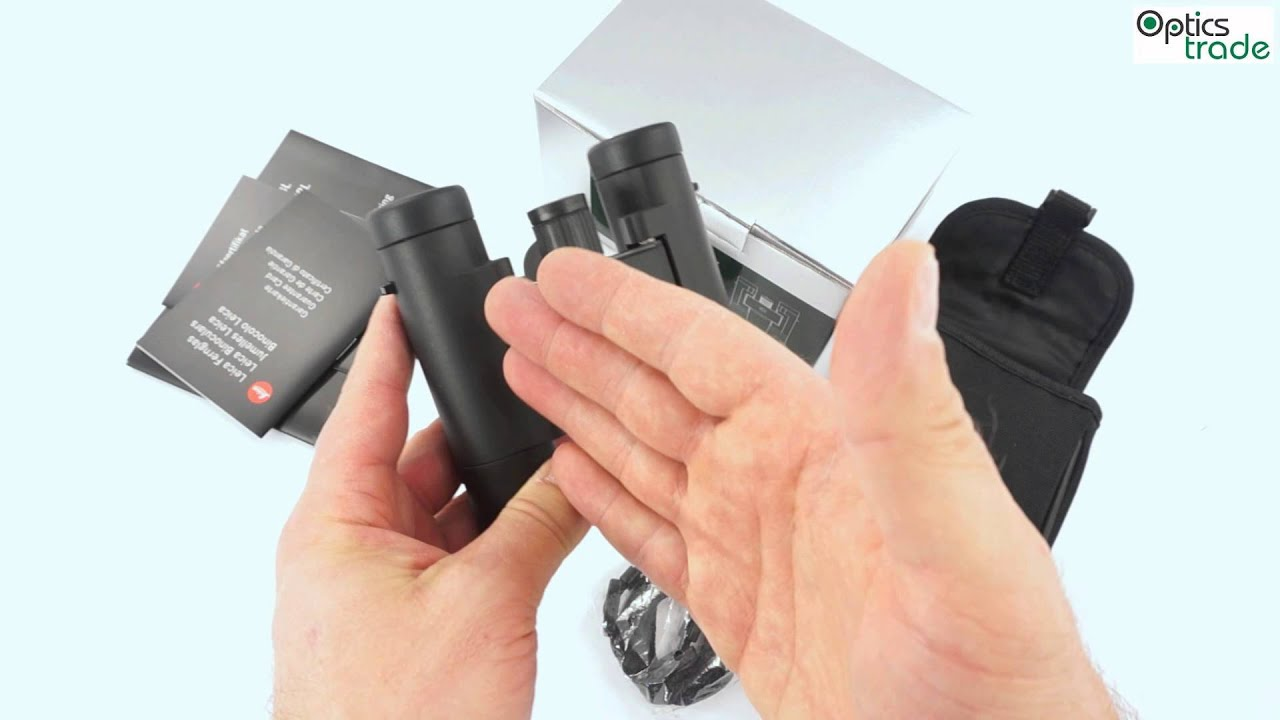 Leica ultravid br binoculars review youtube