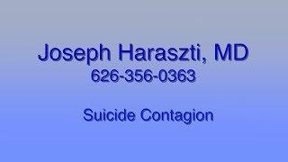 Suicide Contagion