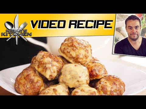 Ikea Swedish Meatballs | Nicko's Kitchen