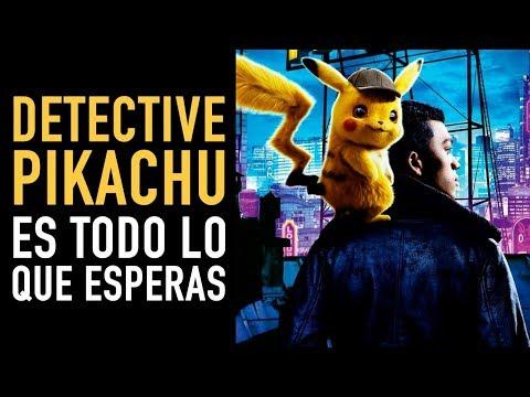 Reseña Detective Pikachu