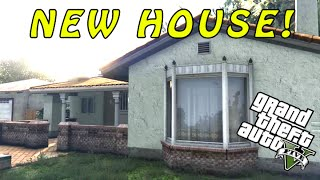 Grand Theft Auto 5 - I bought a house!