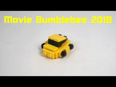 Mini Lego Movie Bumblebee 2018
