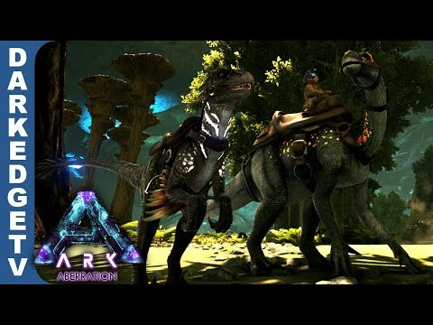 Getting Metal and Basic Tames - ARK: Aberration [S2E02]