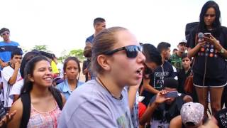 batalha de rap do museu 228 seejay lucaco x almir qi 2º best of rimas