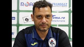 Mihai Teja a prefatat partida cu FCSB   novatv.ro