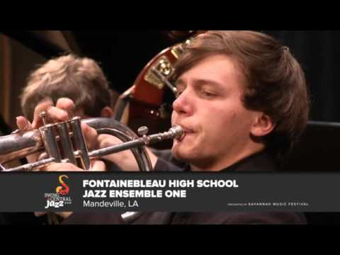 FHS Jazz Ensemble at Swing Central 2016