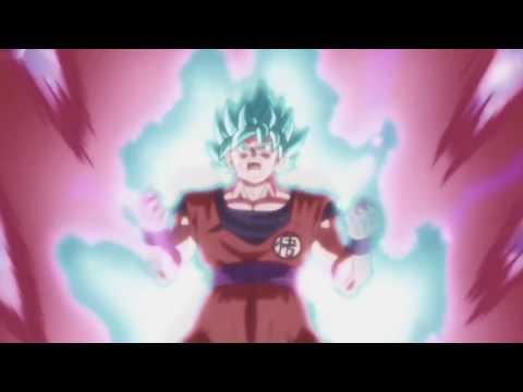"Dragon Ball Super OST ''The Birth of a God"" (ssb goku vs bergamo theme) ssb goku song"