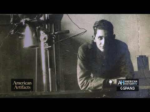 U.S. Army WWI Exhibit - X-Ray Technician