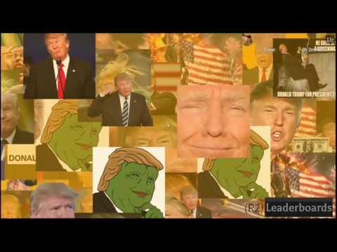 TRUMP in ROBLOX? Trump SONG😱
