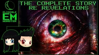 Resident Evil Revelations 2 - Complete Story
