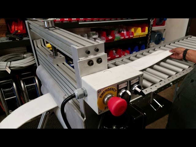 Electric Calibration Rollers from Pipe Lining Supply