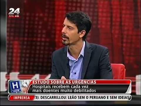 TVI 24 - Pedro Aguiar