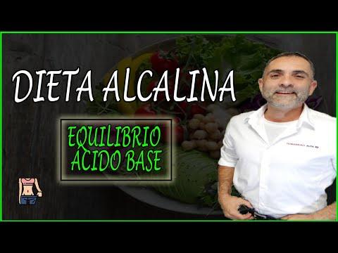 Dieta Alcalina I. Equilibrio Ácido Base