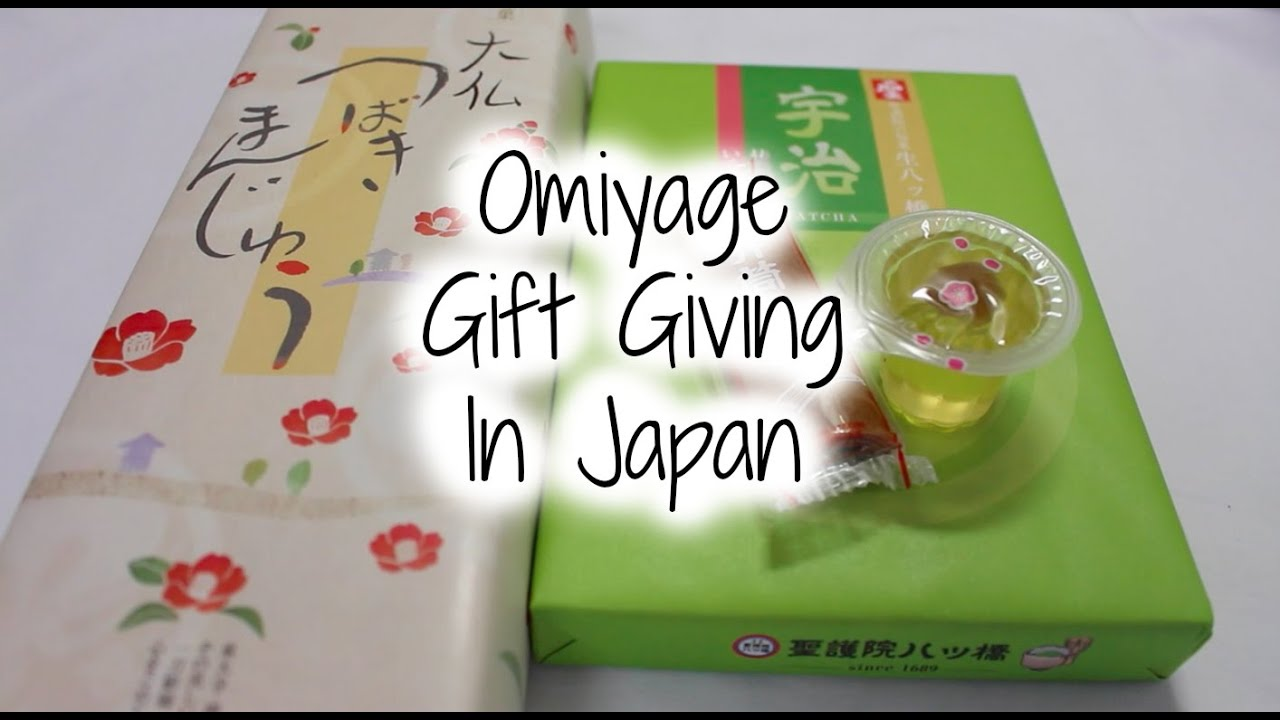 gift giving in japan As we have learned so far, in japanese culture, establishing relationships are very important japanese like to take a.