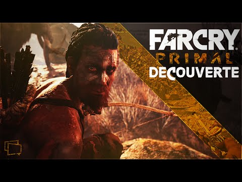 Découverte Far Cry Primal - On croise Manny et Diego !