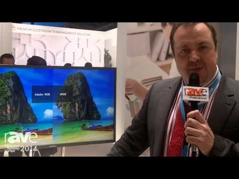 ISE 2014: Samsung Offers Wide Gamut Display with Adobe RGB