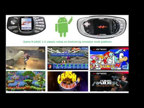 N-gage Games On Android (Emulator)