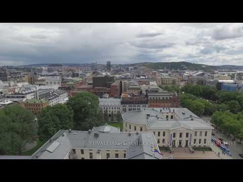 Oslo Aerials 4K, Norway