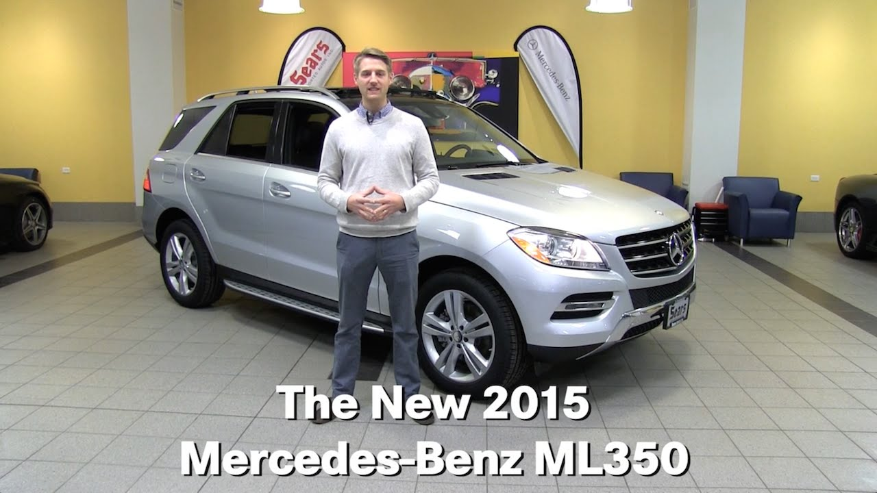The new 2015 mercedes benz ml350 m class minneapolis for Mercedes benz bloomington mn
