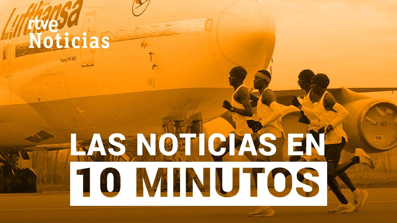 Las noticias del DOMINGO 18 de ABRIL en 10 minutos  I RTVE Noticias