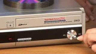 Panasonic DMR DVD and VCR Recorder