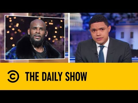 R. Kelly's Strange Streaming Spike | The Daily Show With Trevor Noah