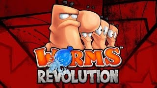 CGRundertow WORMS REVOLUTION for PlayStation 3 Video Game Review