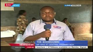Residents of Kericho County decide as Senatorial By-election kicks off