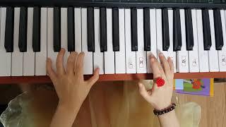 피아노연주 도레미송(20200401)