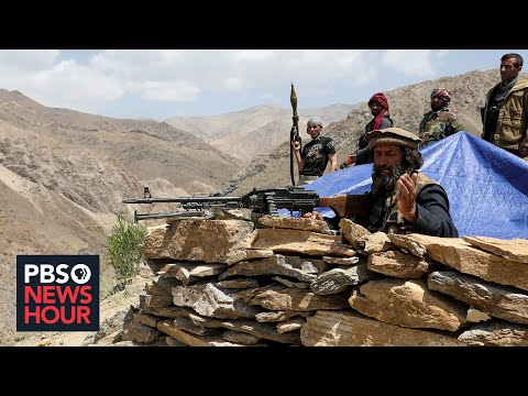 Download Afghan militias forced to fight Taliban blame America's 'abandonment'