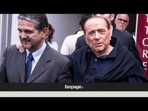 """Berlusconi: """"Il Milan verso la Cina, chiudo trent'anni con 28 grandissime vittorie"""""""