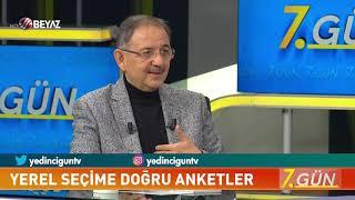 Mehmet Özhaseki'den anket değerlendirmesi