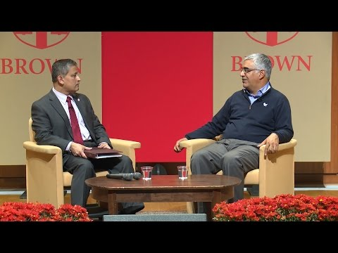 IT Distinguished Lecture: A Fireside Chat with Aneel Bhusri - YouTube