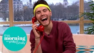 Alfie Deyes Caught Out On Live TV | This Morning