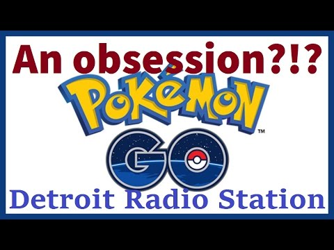 Pokémon Go is bad? Michigan radio Station says an obsession.