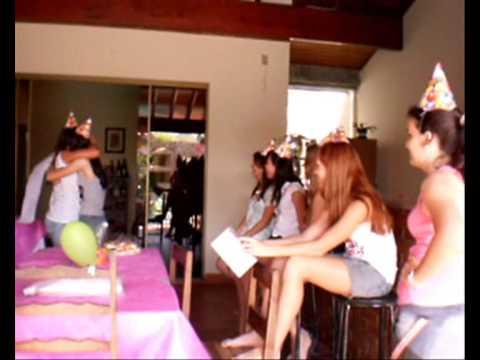 Aniversário Surpresa para Ana Laura *-*