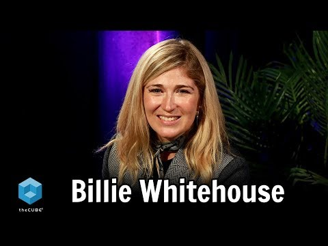 Billie Whitehouse, Wearable X | theCUBE NYC 2018