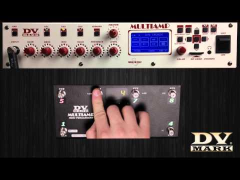 Multiamp MIDI Pedalboard - Video Tutorial
