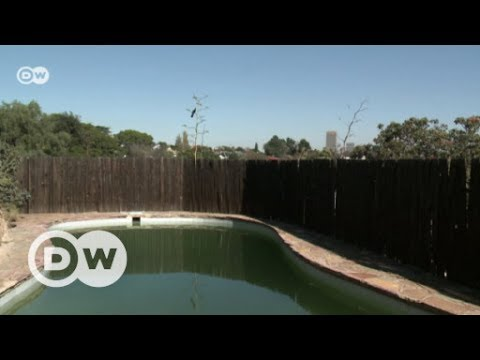 South Africa's eco swimming pools | DW English