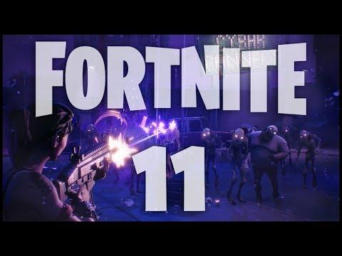 Fortnite - E11 'Enter the Ninja' (Gameplay)