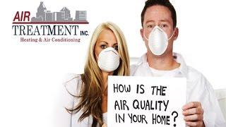 Indoor Air Quality   Greensboro NC   Air Treatment